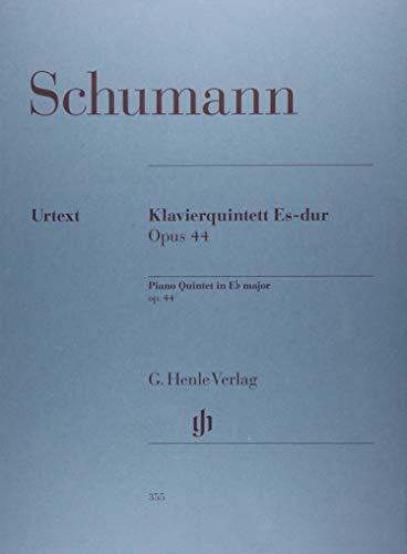 Quintette piano et cordes op.44 mib maj. --- materiel