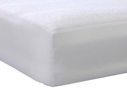 ABZ Matratzenschoner Wasserdicht 75x95 cm, weiß
