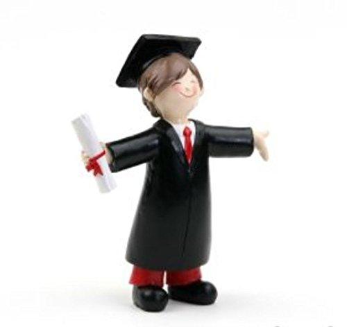 Mopec Figura Tarta Graduación Chico