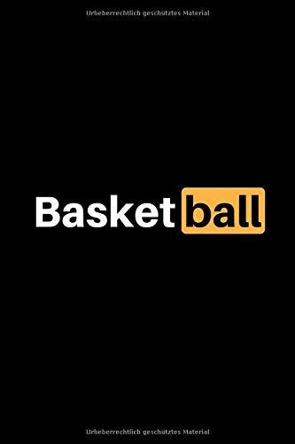 Basketball: Notizbuch - 150 linierte Seiten (6x9 Zoll / Softcover) - Sport: Spielvorbereitung & Analyse - Trainingstagebuch / Schreibblock & perfektes Geschenk - günstig