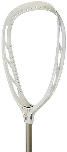 Brine Eraser 2 Lacrosse Goalie Unstrung Head, White, Goal