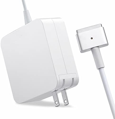 SorsnA Charger Replacement for Mac Pro with 15 inch Retina Display After Mid 2012 Ac 85W Magnetic product image