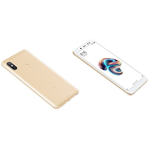 Xiaomi Redmi Note 5 32 GB, Oro
