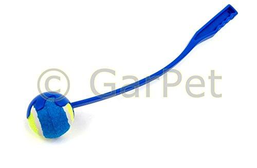 Ballschleuder Schleuderball Hundespielzeug Wurfball Tennisball Wurfarm Ball Werfer