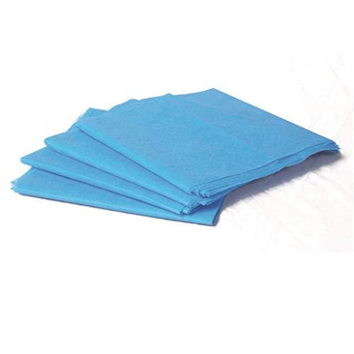 100st wegwerplakens, 80 * 180cm wegwerp-non-woven vellen, massage toerisme hotel schoonheidssalon matras sheets