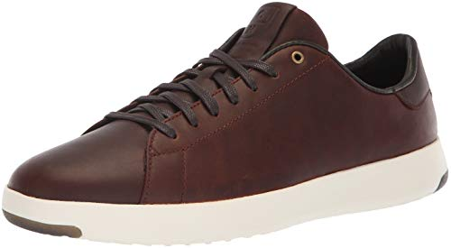 Price comparison product image Cole Haan Men's Grandpro Tennis Sneaker,  Mesquite / Dark Coffee,  8.5 M US