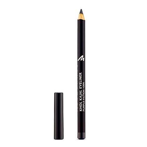 Manhattan Khol Kajal Eyeliner, 106N Purple Fiction, 1.3g