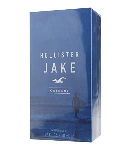 JAKE (BLUE EDITION) Hollister 1.7 oz / 50 ml EDC Men Cologne Spray