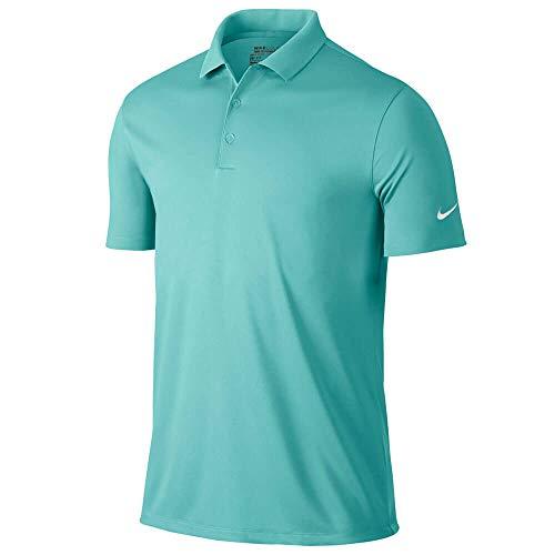 Nike Park IV Herren-Trikot, kurze Ärmel Gr. XL, Light Aqua/White