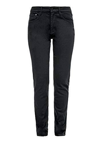 s.Oliver Damen Slim Fit: Slim leg-Denim grey/black denim s 38.32
