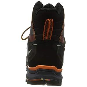 Salewa Mountain Trainer Lite Mid GTX - Men's Black Out/Carrot 10.5