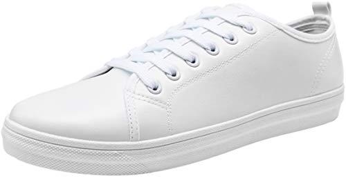 JOUSEN Men's Casual Shoes Memory Foam Fashion Sneakers Business Casual Skateboarding Shoes...