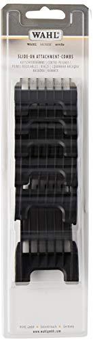 Kunststoff Aufsteckkämme für Arco/ Adelar und Bravura, schwarz