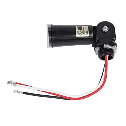 120V LED lichtsensor automatische aan/uit foto-elektrische schakelaar voor buitenverlichting automatische LED-lampomschakelaar fotocel van zonsondergang tot zonsopgang