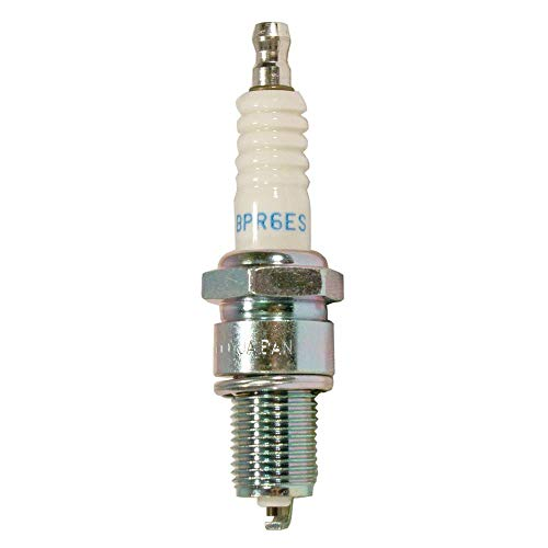 New Stens NGK Spark Plug 130-823 Compatible with Yamaha MX775, MX800 and MX825, John Deere Walk Behind Greens Mowers, Honda GAS ENGINES 21526900, 2156900, 21563037, M128206, MG508171