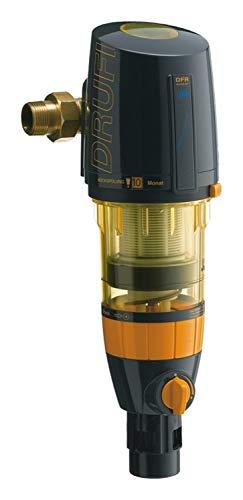 SYR Rückspülfilter DRUFI DFR mit Druckminderer und Manometer