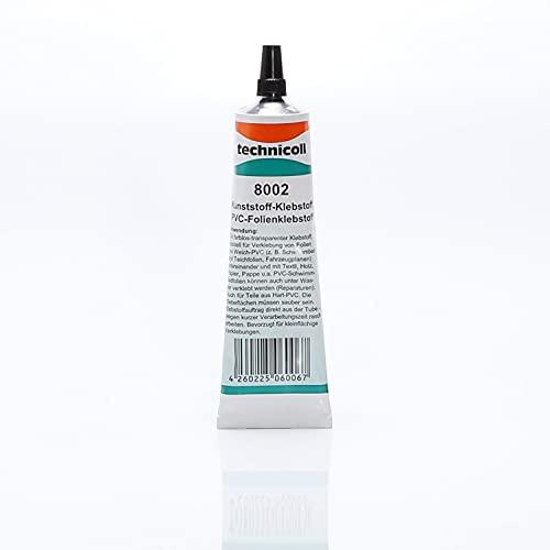 technicoll 8002, Folienklebstoff PVC Pool- und Teichfolien, 38g