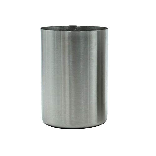 BESTHS Wine Cup, 210ml Stainless Steel Double Wall Wine Cup Drink Beverage Beer Double-Wall Water Mug Tumbler Silver