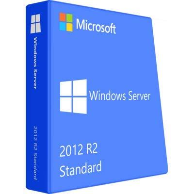 Wíndtro WS Server 2012 R2 Standard OEM (2 CPU/2 VM) – Lizenz