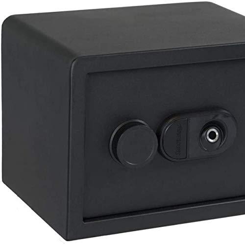 Sports Afield Sanctuary Safe Quick Access biometrischer Sicherheits-Tresor für Waffen oder Wertsachen mit Innenbeleuchtung.