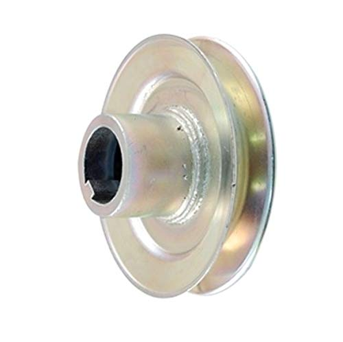 (New) MTD 756-0978B Engine Pulley 756-0978 756-0978A Compatible with Cub Cadet Lawnmower Tractor fits 756-0978, 756-0978A