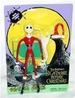 Tim Burtons Nightmare Before Christmas Jack as Santa Figure