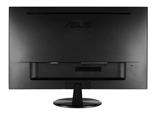 Asus VP247QG 59,9 cm (23,6 Zoll) Monitor (Full HD, 75Hz, VGA, HDMI, DisplayPort, 1ms Reaktionszeit) schwarz