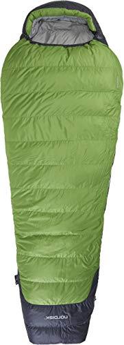Nordisk Celsius -10° Mumienschlafsack Schlafsack, Peridot Green/Grey/Black Down Filling - XL