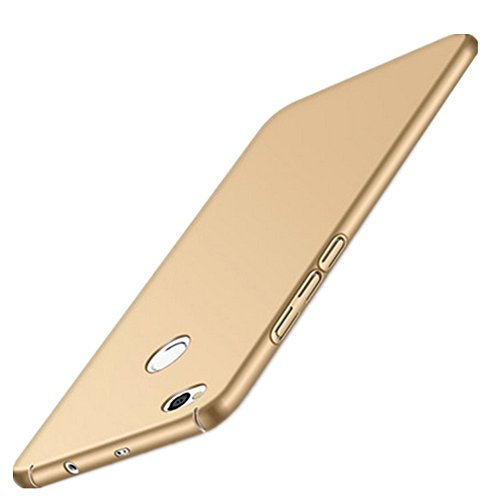 XMT Xiaomi Redmi 4X 5.0 Funda, Cubierta Delgado Caso de PC Hard Gel Funda Protective Case Cover para Xiaomi Redmi 4X Smartphone (Oro)