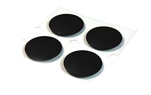 Power4Laptops Pies de Goma de Repuesto (4 Pies) Compatible con Apple MacBook Pro 13 Inch Late 2011