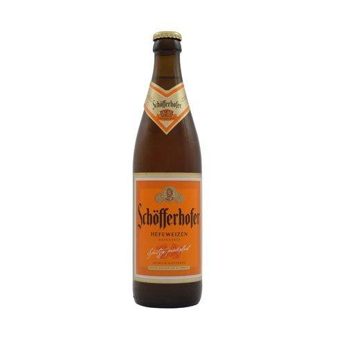Schöfferhofer Weizen naturtrüb (0,5 l / 5,0 % vol.)