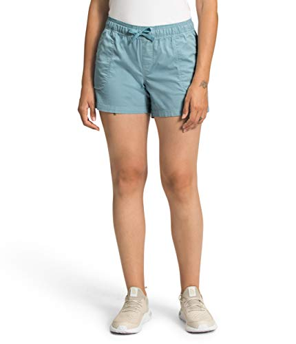 The North Face Women's Motion Pull-On Short, Tourmaline Blue, S-LNG
