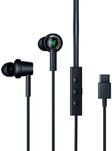 Razer Hammerhead USB-C Active Noise Canceling - Auriculares con cancelación activa de ruido