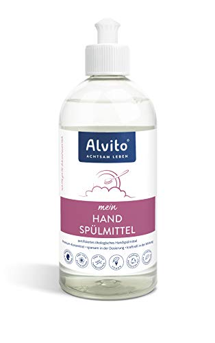 Alvito Handspülmittel, transparent, 500ml, 500