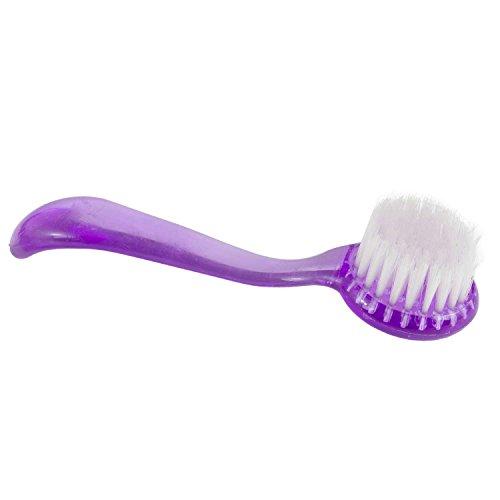 Brosse cosmétique violet