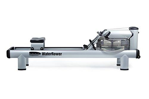 WaterRower Rudergerät M1 HiRise Metall inkl S4 Monitor Heimtrainer Rudermaschine