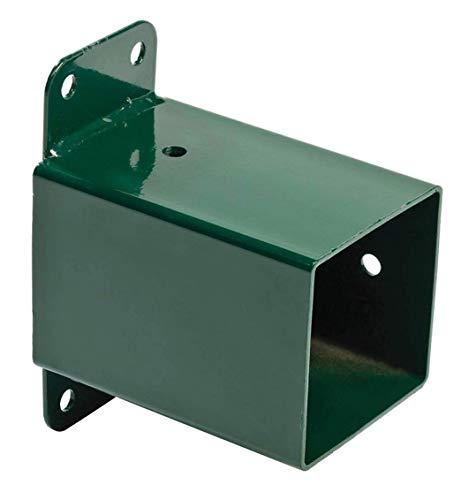 Gartenpirat Wandverbinder (1 Stück) Schaukelverbinder für Anbauschaukel Kantholz 9x9