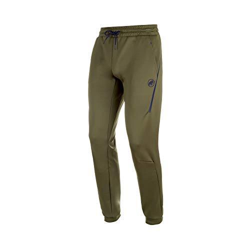 Mammut Uni Kletter-Hose Avers, grün, S