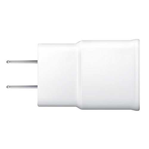 Samsung SAM-EP-TA10JWE Universal OEM 2.0 Amp, 5.3V Travel Charger Adapter for Samsung Galaxy S5, Galaxy Note 3,  - White