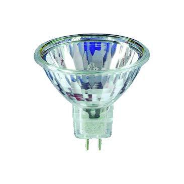 BLV POWERSAVER. 18235301 Halogen-Leuchtmittel mit Durchmesser 50 mm 12 V 24 W Spot GU5,3 4000 Stunden