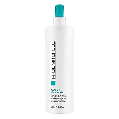 Paul Mitchell Awapuhi Moisture Mist - Feuchtigkeits-Spray für sprödes Haar und trockene Haut, Pflege-Spray in Salon-Qualität, 500 ml