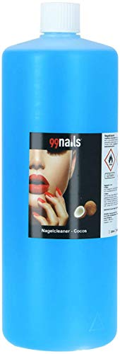 99 Nails® ongles Cleaner – Cocos, 1er Pack (1 x 1000 ml