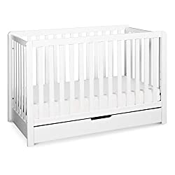 Carter's By Da Vinci Colby 4-In-1 Convertible Crib