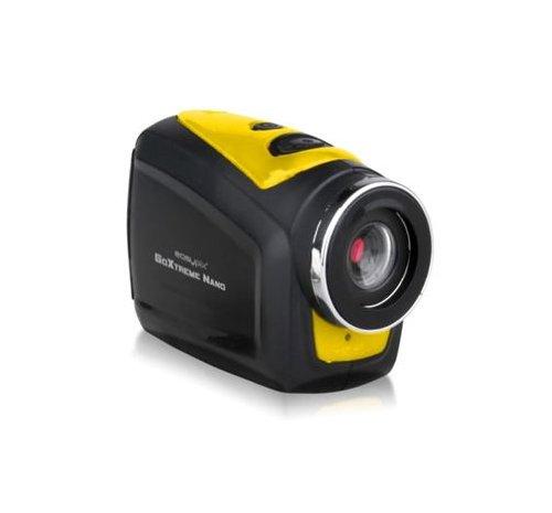 Easypix Go Xtreme Nano - Videocámara de 1.3 Mp (Cámara de acción, HD, sumergible hasta 3 m), multicolor