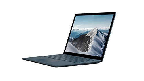 Microsoft Surface Laptop 34,29 cm (13,5 Zoll) Laptop (Intel Core i5, 256GB Festplatte, 8GB RAM, Intel HD Graphics 620, Win 10 S) Kobalt Blau