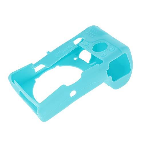 F Fityle Funda Protectora de Silicona Completa Accesorios para Cámara Sony A6500 - Azul