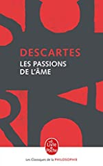 Les passions de l'âme de Descartes