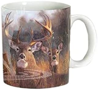 whitetail deer coffee mugs