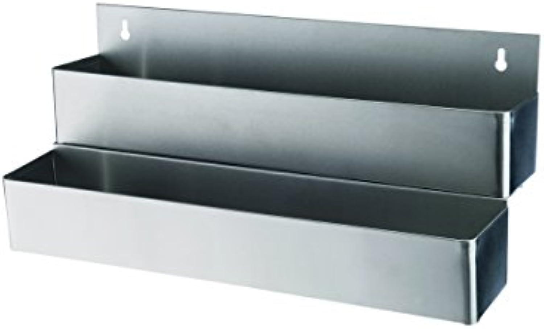Double Speed-Rack, 107 cm, 2-fach