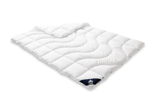 Irisette Badenia Bettcomfort Steppbett Micro Thermo Duo, 135 x 200 cm